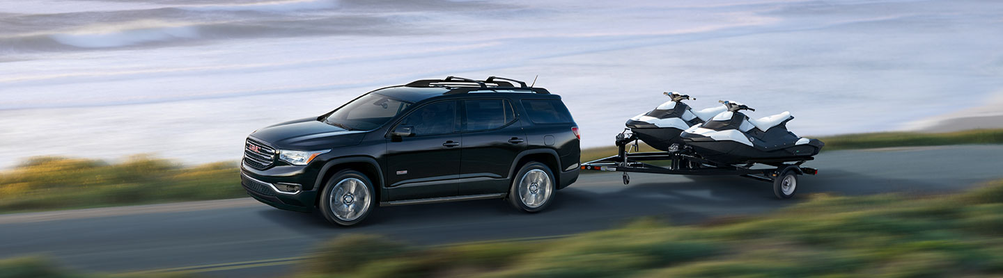 2019 Gmc Acadia Engine Options Towing Capacity Wright Chevy