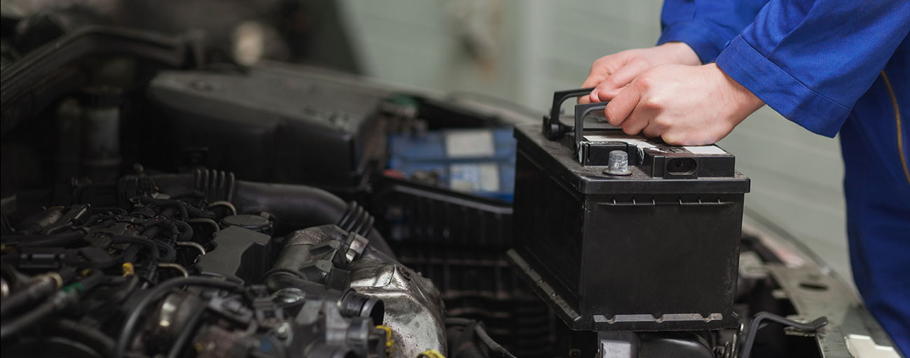 Nissan Battery Service and Replacement at your preferred Nissan Dealer in Flagstaff, AZ
