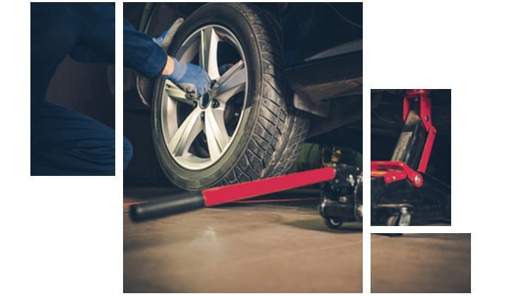 Nissan Tire Service and Replacement at your local Nissan Dealership in Flagstaff, AZ