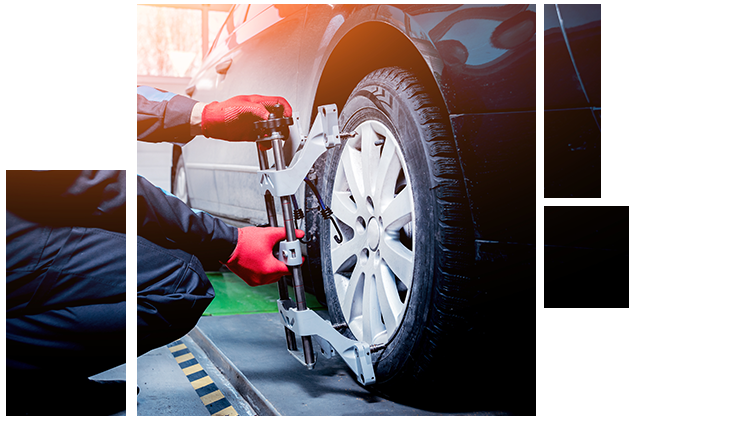 Nissan Wheel and Tire Alignment Service at your preferred Nissan Dealer in Flagstaff, AZ