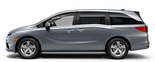 Honda Odyssey for sale at South Motors Honda in Miami