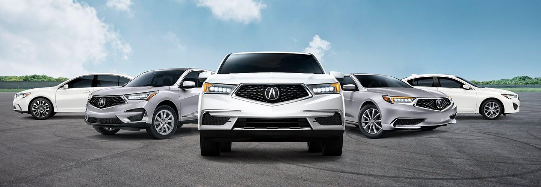 Acura vehicle lease