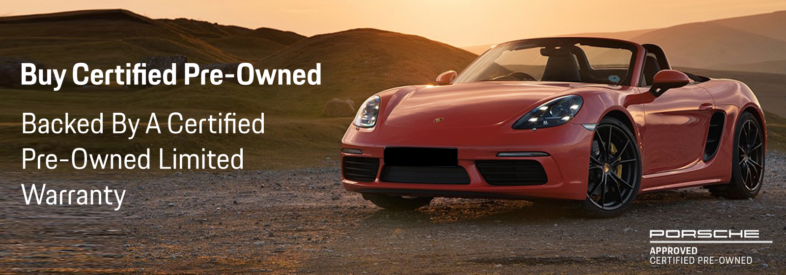 Porsche Certified Pre Owned >> Certified Pre Owned Warranty Porsche Oklahoma City