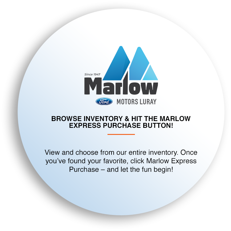 Browse Inventory & Hit the Marlow Express Purchase Button!