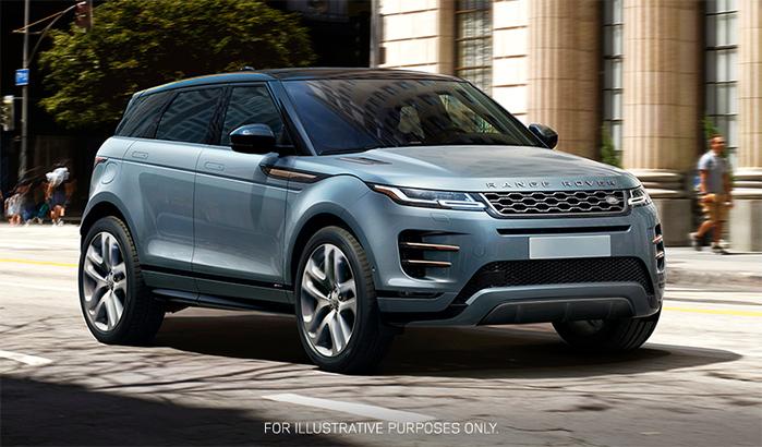 Land Rover Ranger Rover Evoque