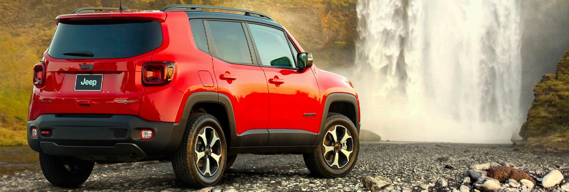 Picture of the 2020 Jeep Renegade for sale at Spitzer Mansfield