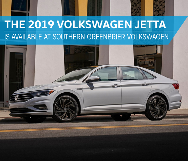 The 2018 Volkswagen Jetta is available at Southern Greenbrier Volkswagen near Chesapeake, VA