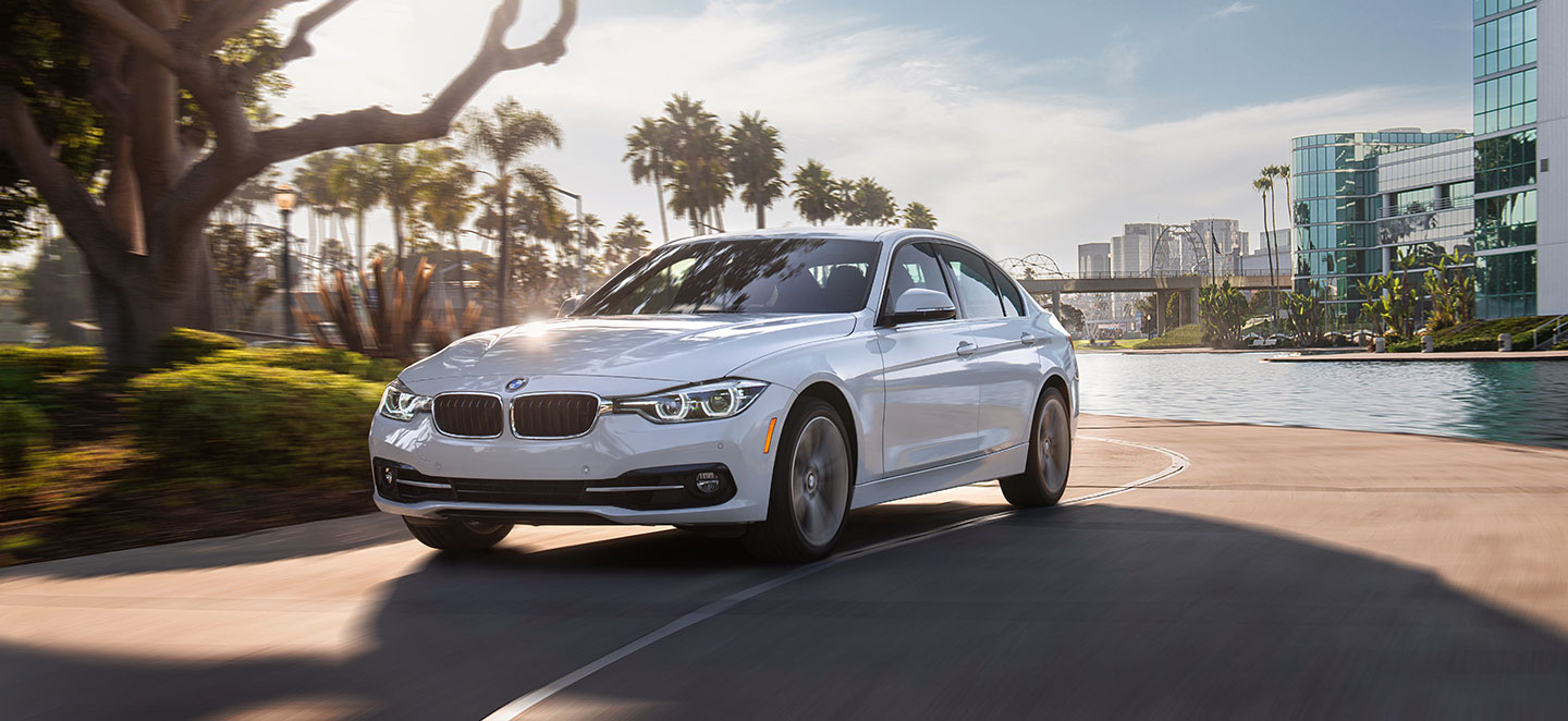 The 2018 BMW 3 Series is available at Vista BMW Pompano Beach near Fort Lauderdale, FL