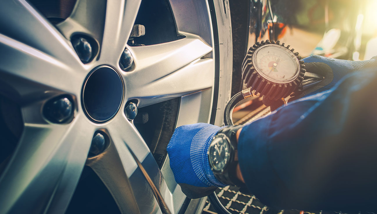 Tire Service and Replacement at your local Hyundai Dealer in Laurel MD