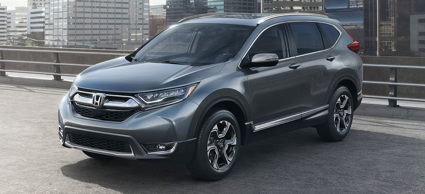 The 2019 Honda CR-V is available at our Honda dealership in Miami.