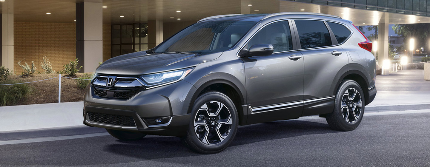 2019 Honda CR-V Exterior - Side View - Parked