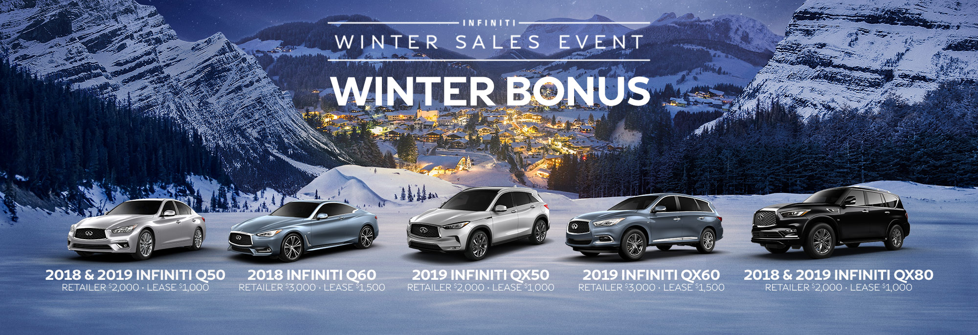 Winter Bonus