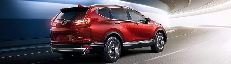 2019 Honda CR-V Exterior – Driving through an tunnel
