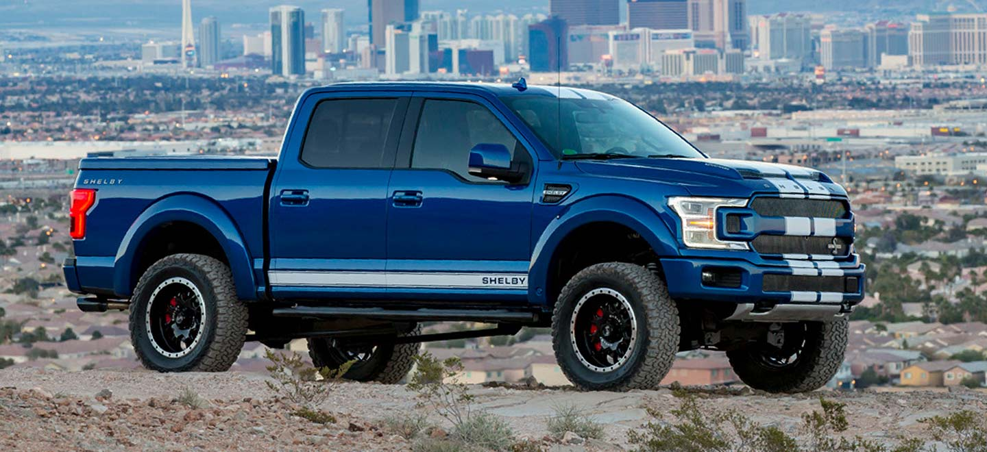 2019 Ford F-150 Shelby | Ford Dealer in Kennesaw, GA
