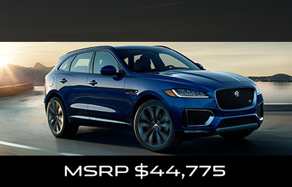 2018 Jaguar Special Offers Crown St. Petersburg FL Jaguar