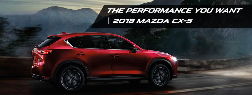 Exterior of the Mazda CX-5 at Neil Huffman Mazda in Louisville, KY