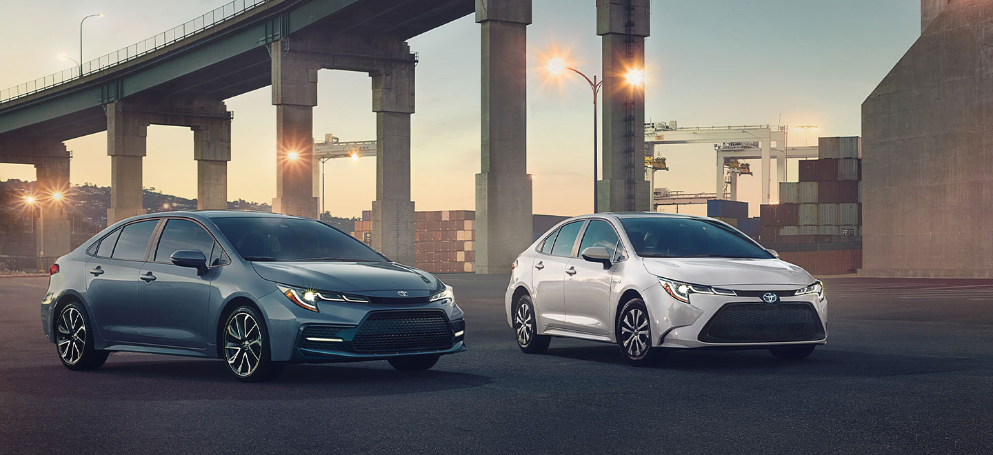 2020 Toyota Corolla Technology features at our Toyota dealership in Columbus, GA.