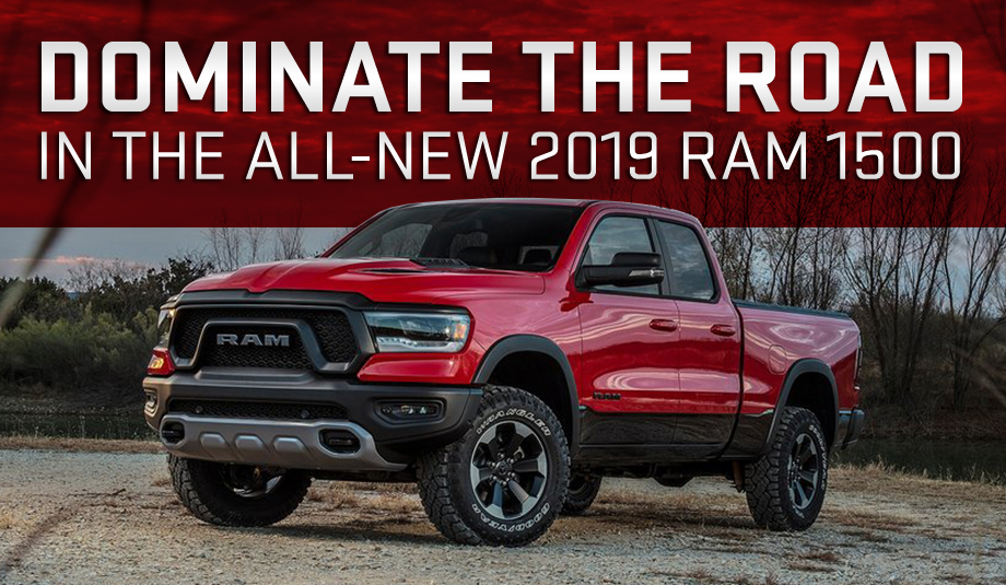 The 2019 RAM 1500 vs the 2019 Ford F-150 at Bob Moore Chrysler Dodge Jeep RAM in Oklahoma City, OK