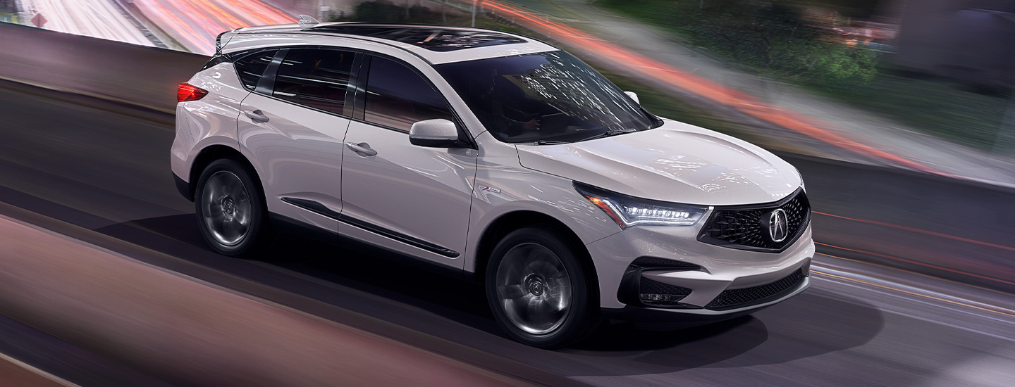 2020 Acura RDX for sale at Spitzer Acura in McMurray