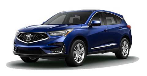Acura RDX with Advance Package SH-AWD®