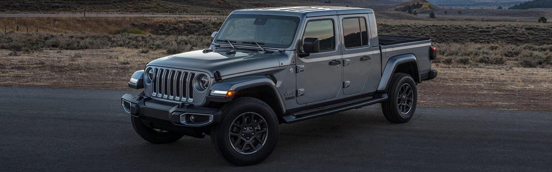 Jeep Gladiator Exterior
