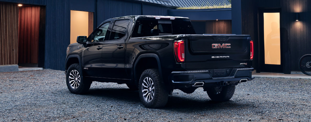 The New GMC Sierra 1500 | Lupient Buick GMC Golden Valley