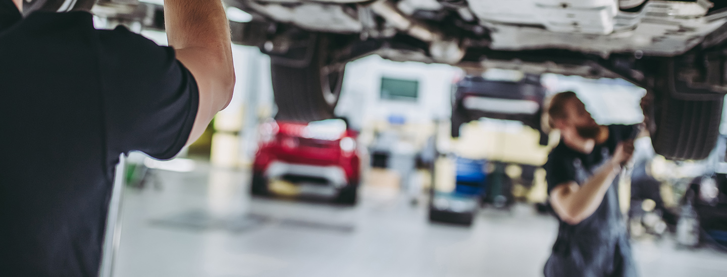 Our Baltimore car dealership offers premier auto repair and oil change service.