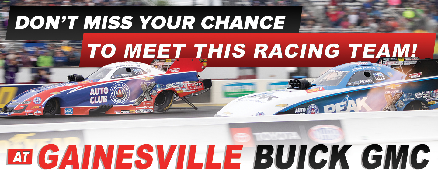 Don't Miss Your Chance To Meet This Racing Team!