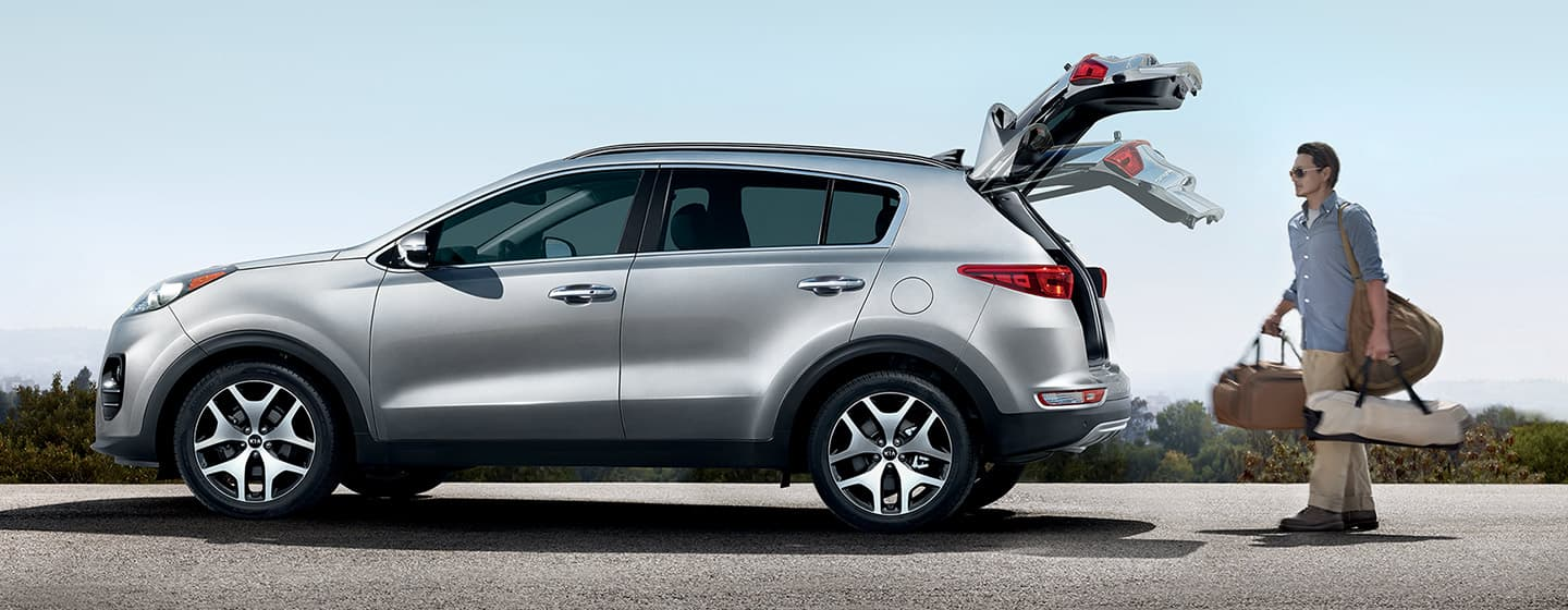 2019 Kia Sportage in Oklahoma City, OK