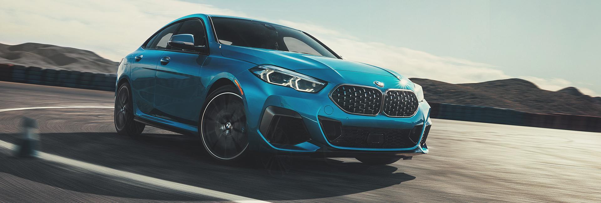 Blue 2020 2 Series BMW