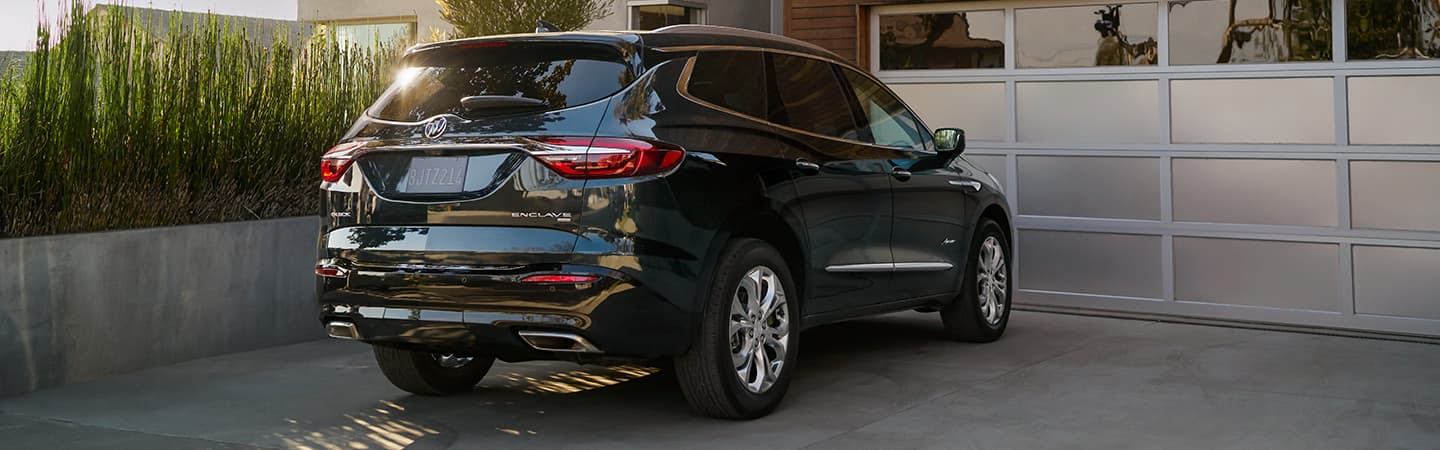 The 2019 Buick Enclave at our Buick Dealer in Columbus, GA