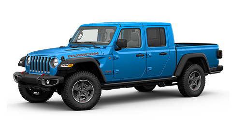 Jeep Gladiator Rubicon (8AT)