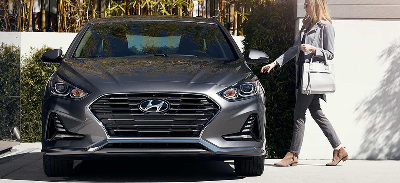The 2019 Hyundai Sonata is available at our Hyundai dealership in Reno, NV.