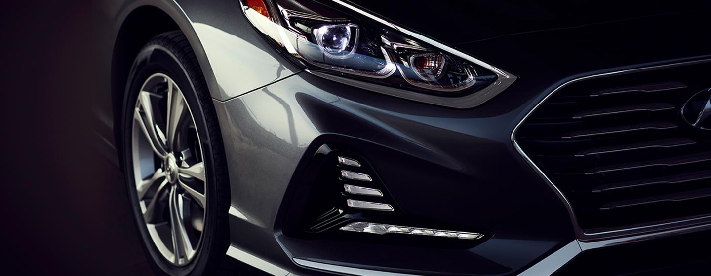 2019 Hyundai Sonata Fog Light