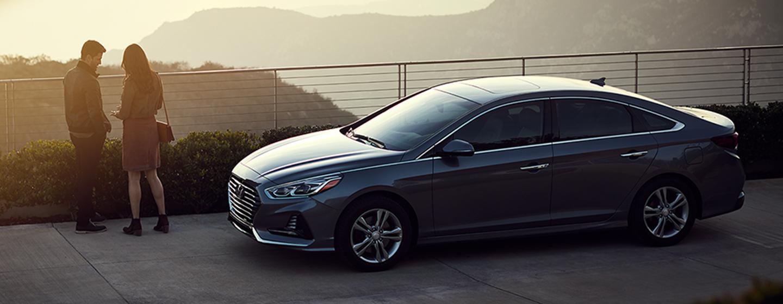 2019 Hyundai Sonata Exterior Profile