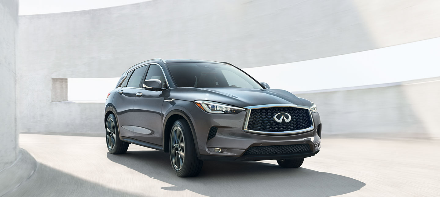 The 2019 INFINITI QX50 is available at South Motors INFINITI in Miami, FL