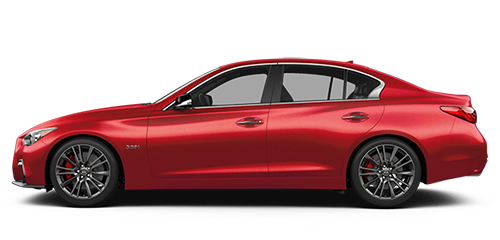New INFINITI Q50 at South Motors INFINITI in Miami, FL