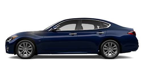 New INFINITI Q70 at South Motors INFINITI in Miami, FL