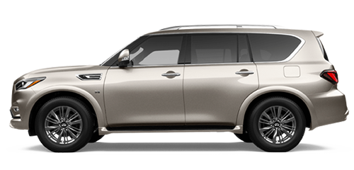 INFINITI QX80 at South Motors INFINITI in Miami, FL