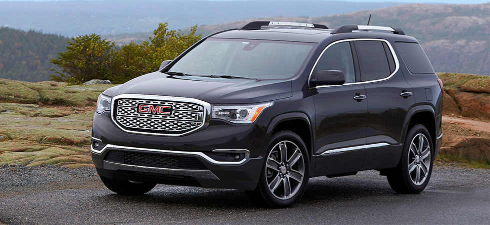 The 2019 GMC Acadia is available at our GMC dealership in Columbus, GA.
