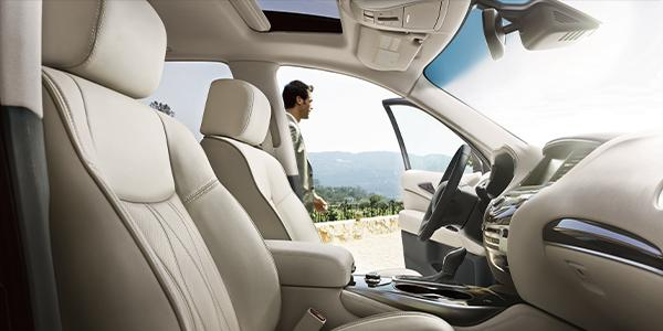 INFINITI QX60 Happiness