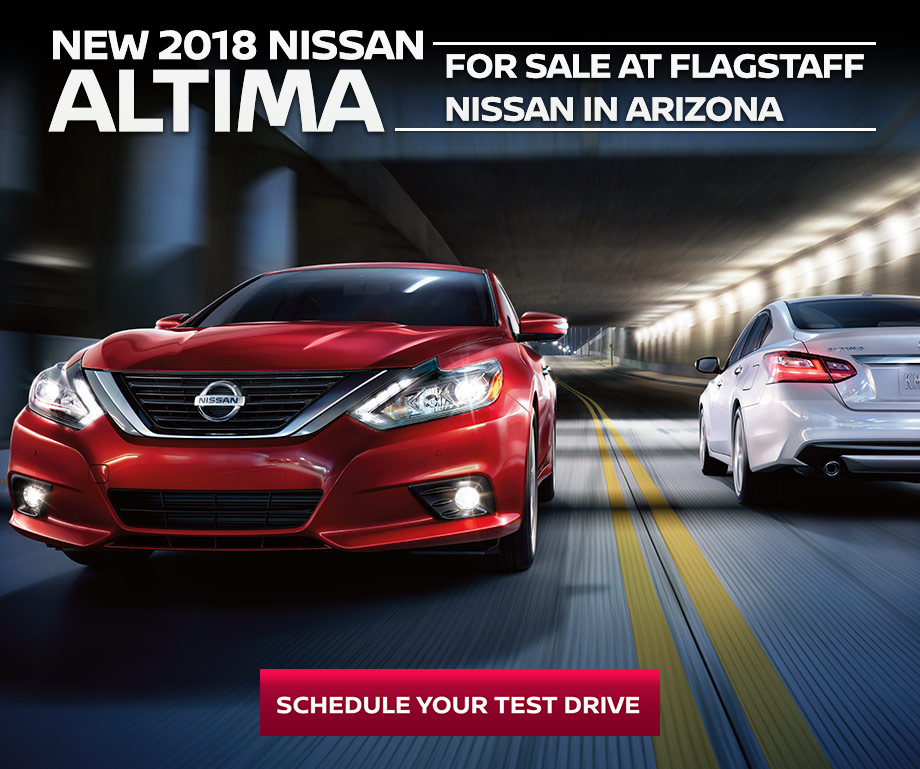 2018 Nissan Altima Features