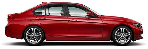 BMW 3 Series for sale at Vista BMW Coconut Creek near Fort Lauderdale