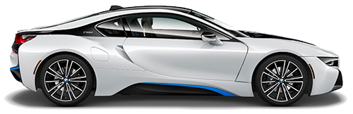 BMW i8 for sale at Vista BMW Coconut Creek near Fort Lauderdale