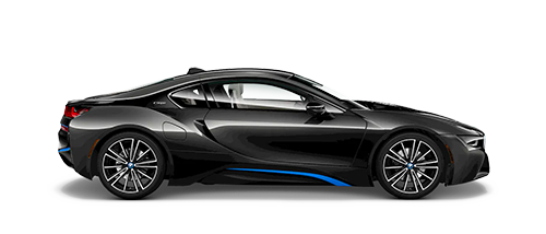 New BMW i8 at South Motors BMW in Miami