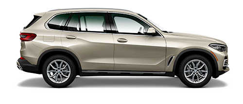 BMW X5 at Vista BMW Coconut Creek near Fort Lauderdale
