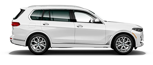 BMW X7 at South Motors BMW in Miami