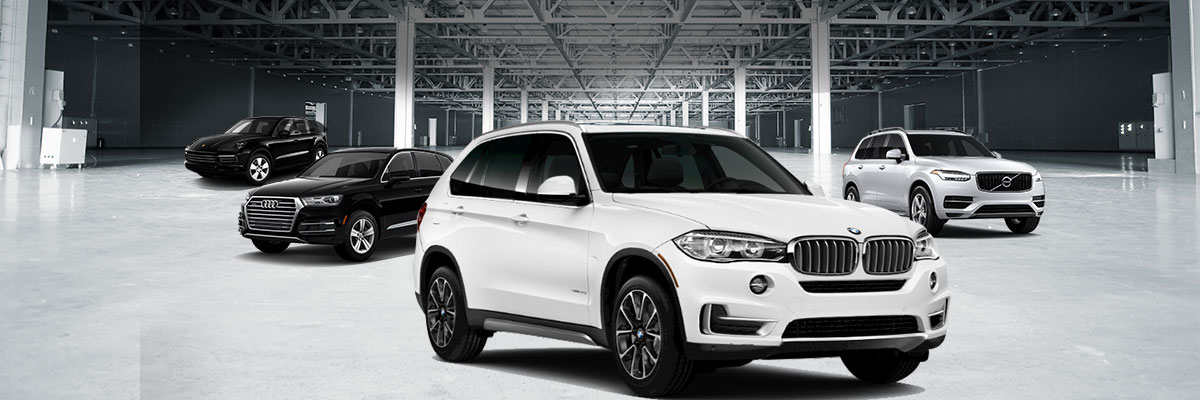 The 2018 BMW X5 is available at Hilton Head BMW