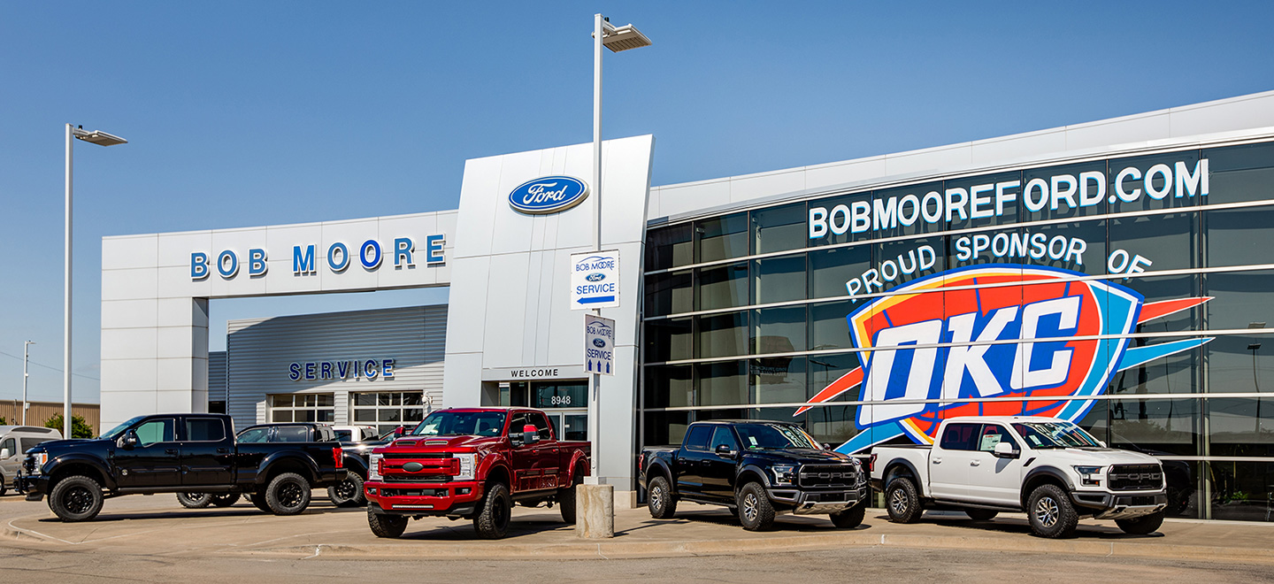 Why Buy At Our Used Car Dealership In Oklahoma City Bob Moore Ford