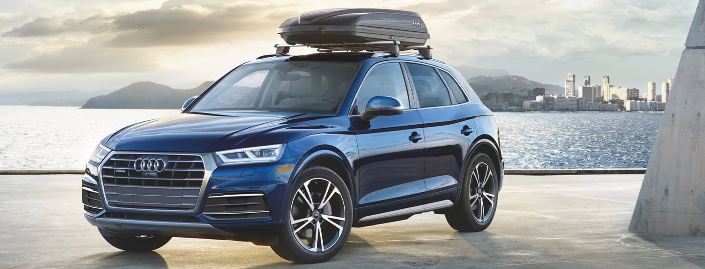 Experience The Technology Inside The 2019 Audi Q5 In Oklahoma City